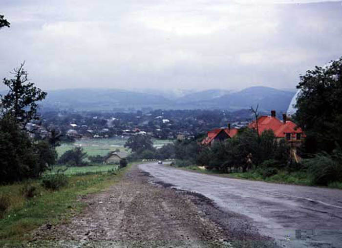 The town of Bolechow